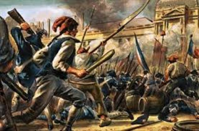 dbq french revolution Ap® european history 2008 free-response questions the founding date of the french republic  it shows the character of our revolution document 6.